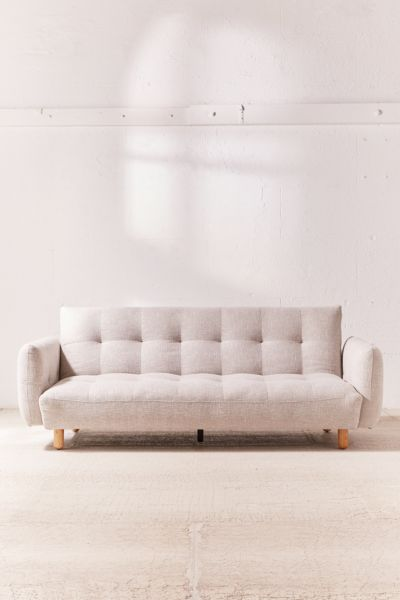sleeper sofa no arms rv furniture tri fold winslow armless urban outfitters slide view 2