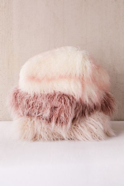 Marisa Tipped Faux Fur Throw Blanket  Urban Outfitters