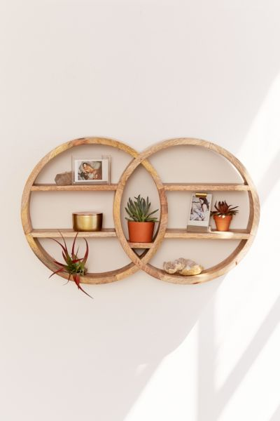 Wall  Storage Shelving  Urban Outfitters