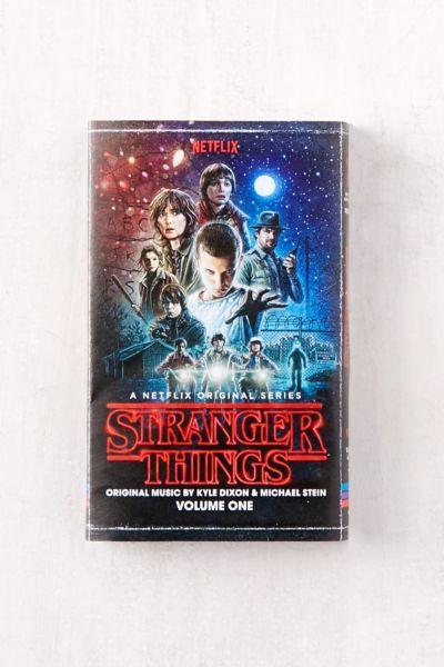 Kyle Dixon Michael Stein Stranger Things Soundtrack