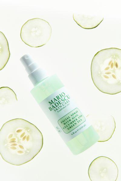 Mario Badescu Facial Spray With Aloe Cucumber And Green