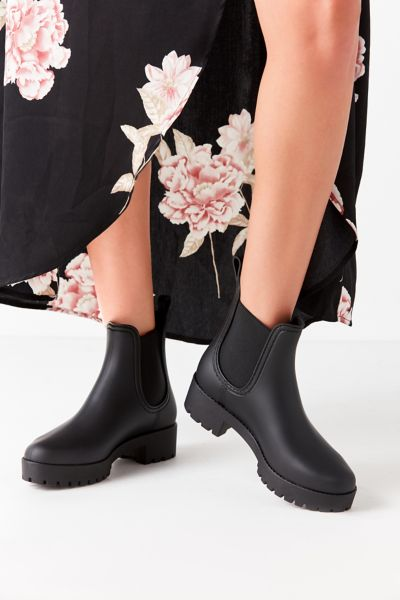 Jeffrey Campbell Cloudy Rain Boot  Urban Outfitters
