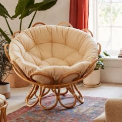 Papa San Chair Wire Spool Flora Rattan Papasan Urban Outfitters Get Our Emails