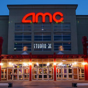 Studio 30 theater in Olathe, Kan. is one of many AMC theaters offering modern amenities like stadium-style seating.