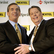 sprint nextel merger pic