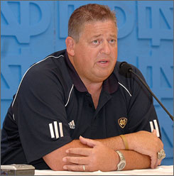 Frivolous lawsuits are not the only thing Charlie Weis will be losing this season
