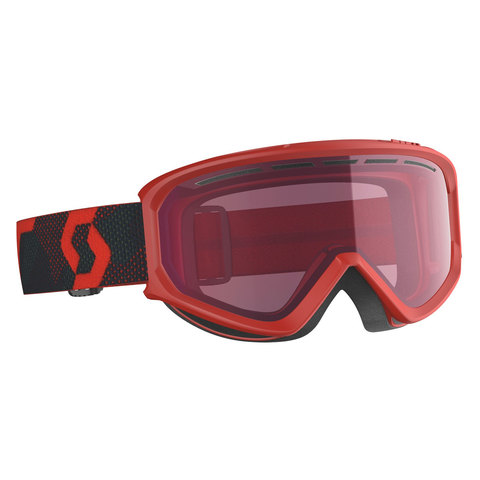 Scott Fact Goggle Red-Blue Nights/enhancer N/a