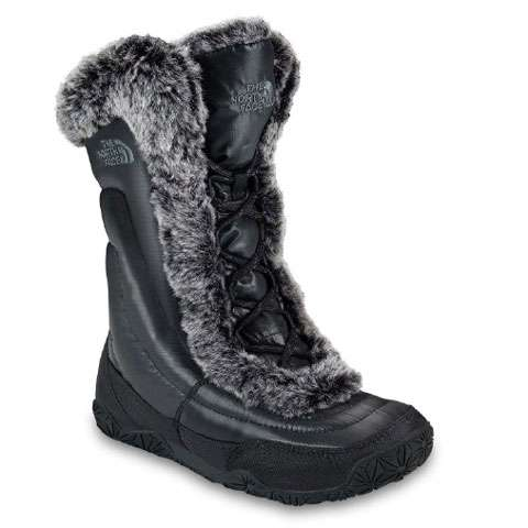 The North Face Nuptse Fur IV Boots