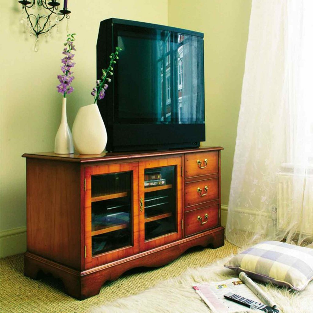 Bradley Classic TV Stand Vale Furnishers