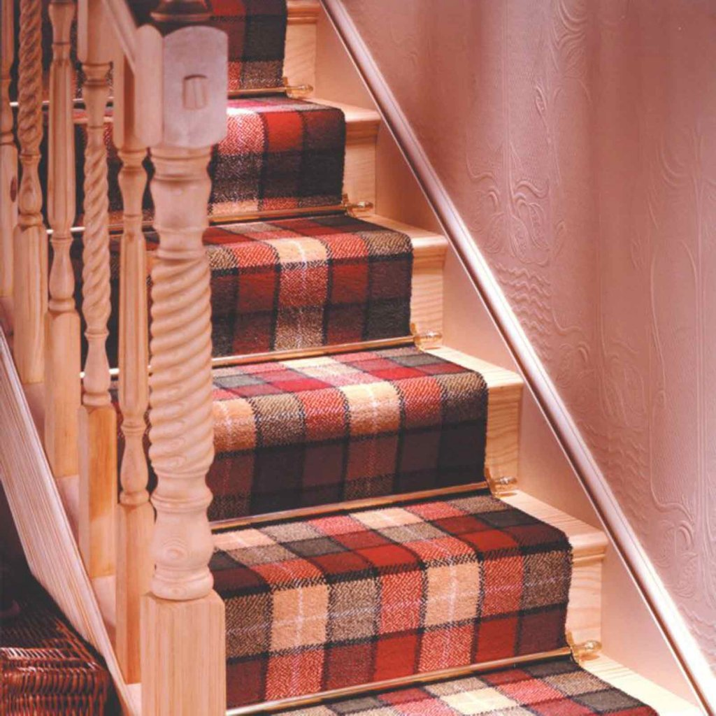 Flooring One Country Hollow Stair Rods  Vale Furnishers