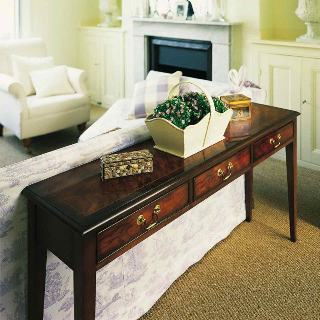 long sofa table with storage mitc gold bob williams quality bradley classic vale furnishers