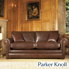 Parker Knoll Canterbury Sofa Bed Big Round Chair Large Two Seater