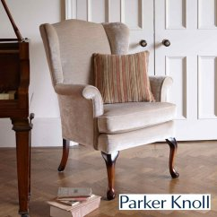 Parker Knoll Dining Chairs Second Hand Folding Chair Fabric Hartley Wing Vale Furnishers