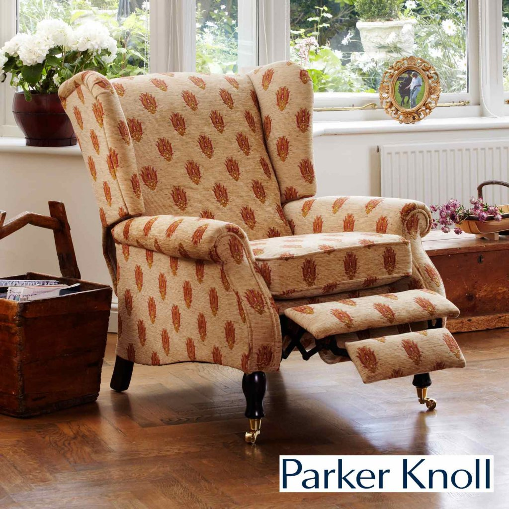parker knoll dining chairs second hand chair height for 30 inch table york manual recliner vale furnishers