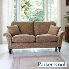 Knoll Sofas Uk Custom Built Sofa Parker Hanbury Two Seater Vale Furnishers