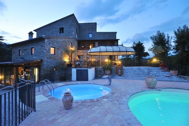 Toscana con stile vacanza in agriturismo