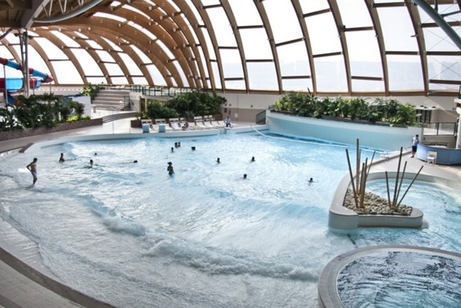 Wave pool le piscine con le onde