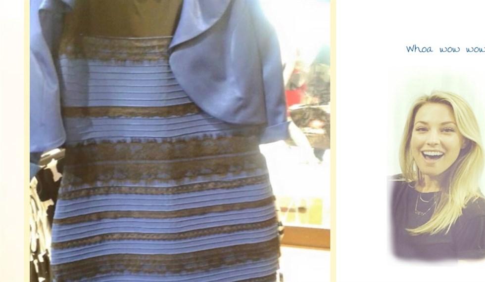 Di che colore  questo vestito Risolto il rompicapo virale  VanityFairit