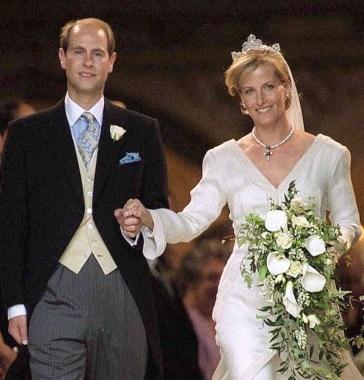 Edoardo e Sophie di Wessex, festeggiano 22 anni di nozze (un record per i figli della regina)