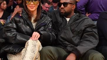 Kim Kardashian e Kanye West, esempio di cogenitorialità: in viaggio con i figli