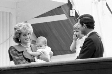 La vera storia tra Lady Diana e il maggiore James Hewitt
