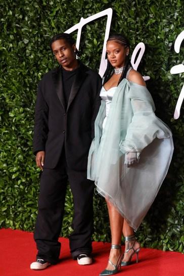 Asap Rocky conferma la relazione con Rihanna: «È l'amore della mia vita»