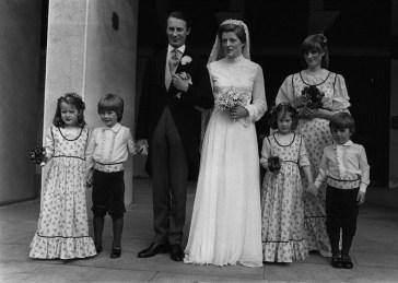 Il turbolento matrimonio dei genitori di Kitty Spencer (e le altre nozze della famiglia di Diana)