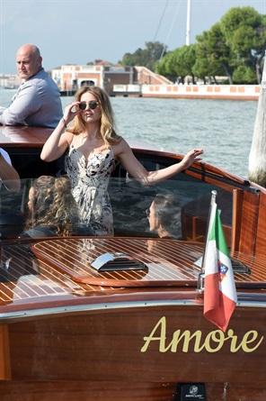 Festival di Venezia 2015 le star al Lido