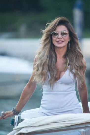 Alba Parietti e Paola Barale a Ibiza «come Thelma e Louise»