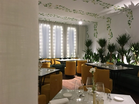 Terrazza Calabritto il primo restaurant crudococktail bar di Milano