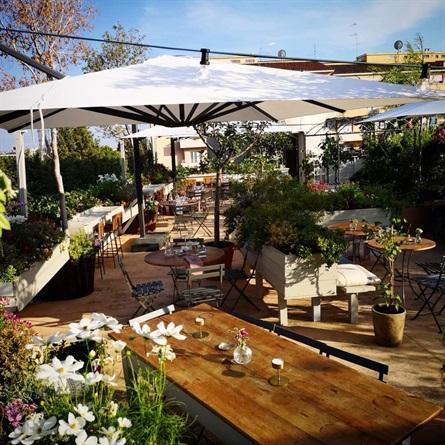 Roma 7 ristoranti top con terrazza o giardino