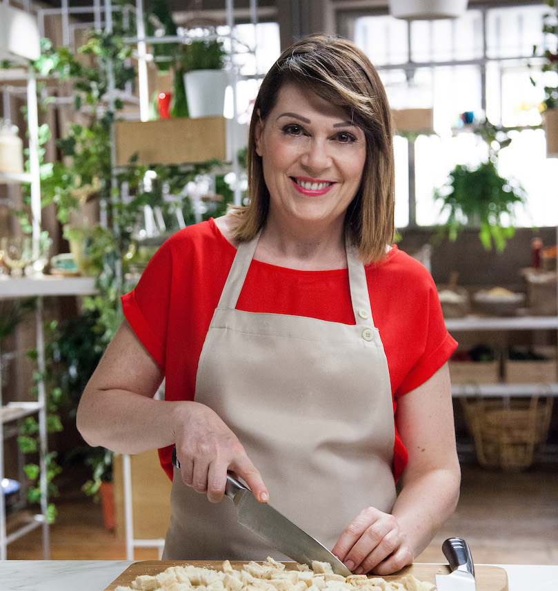Come andare a cucinare e mangiare a casa di Sonia Peronaci