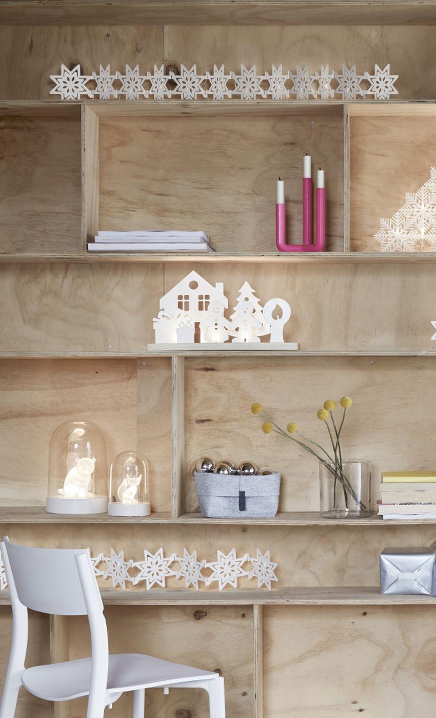 Il Natale Secondo Ikea In 25 Idee Giocose Per La Casa