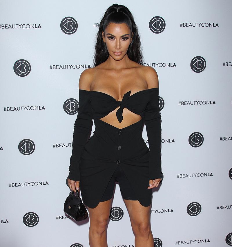 Il nuovo corpo di Kim Kardashian