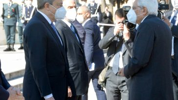 25 aprile, Sergio Mattarella: «Ora più che mai dobbiamo restare uniti»