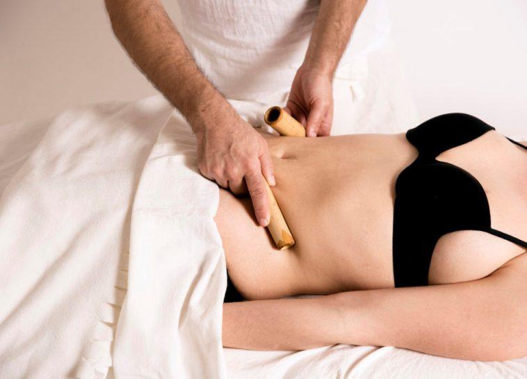 Vuoi modellare il corpo in modo naturale? Prova il massaggio con i bambù