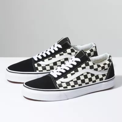 cdeb5dd5a0 Primary Check Old Skool Shop At Vans