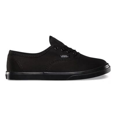 Kids Authentic Lo Pro Shop Girls Shoes At Vans