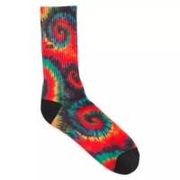 Tie Dye Crew Sock 1 Pack | Shop Mens Socks At Vans