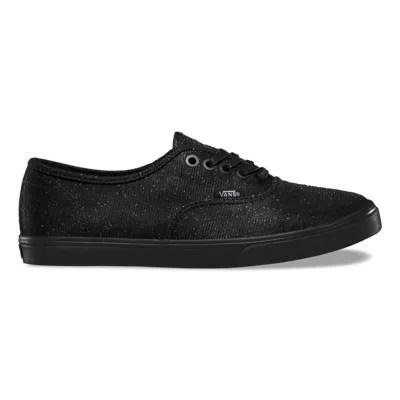 also glitter textile authentic lo pro shop womens shoes at vans rh