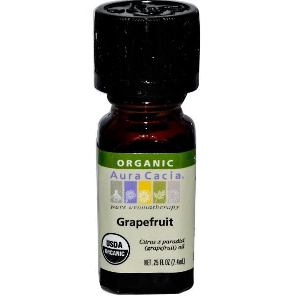 Organic Essential Oil Grapefruit Aura Cacia