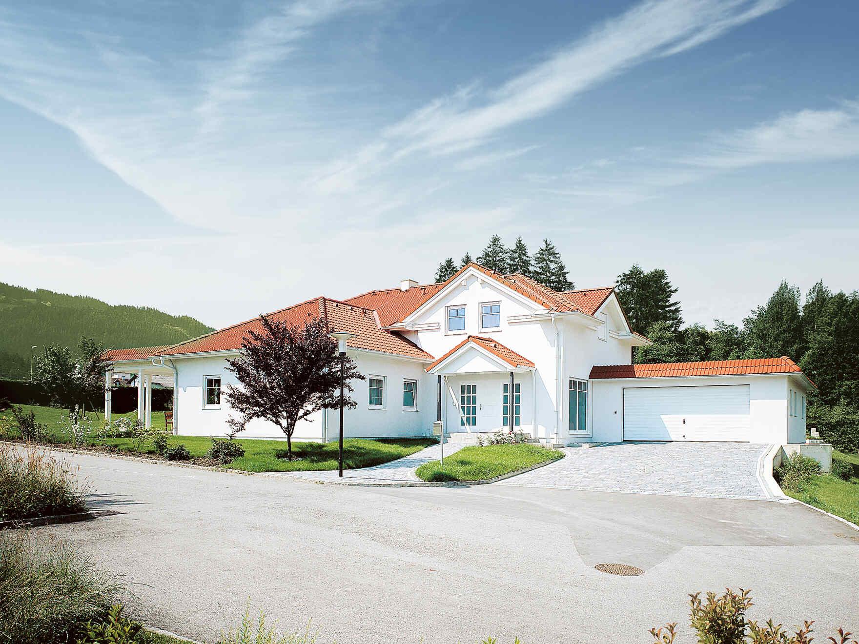 casa prefabbricata Landhaus Salzburg  VARIOHAUS case