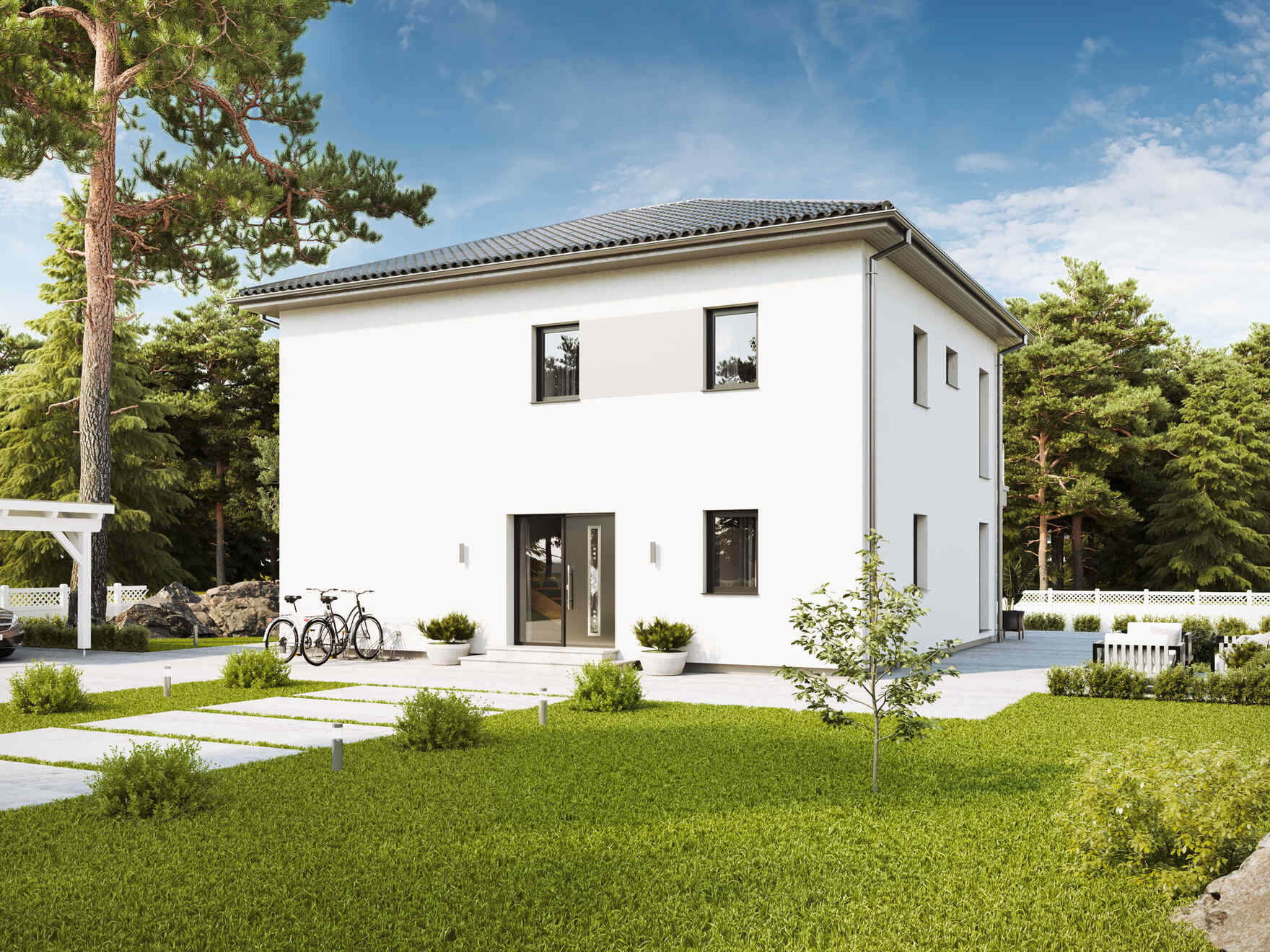 casa prefabbricata New Design Five  VARIOHAUS case