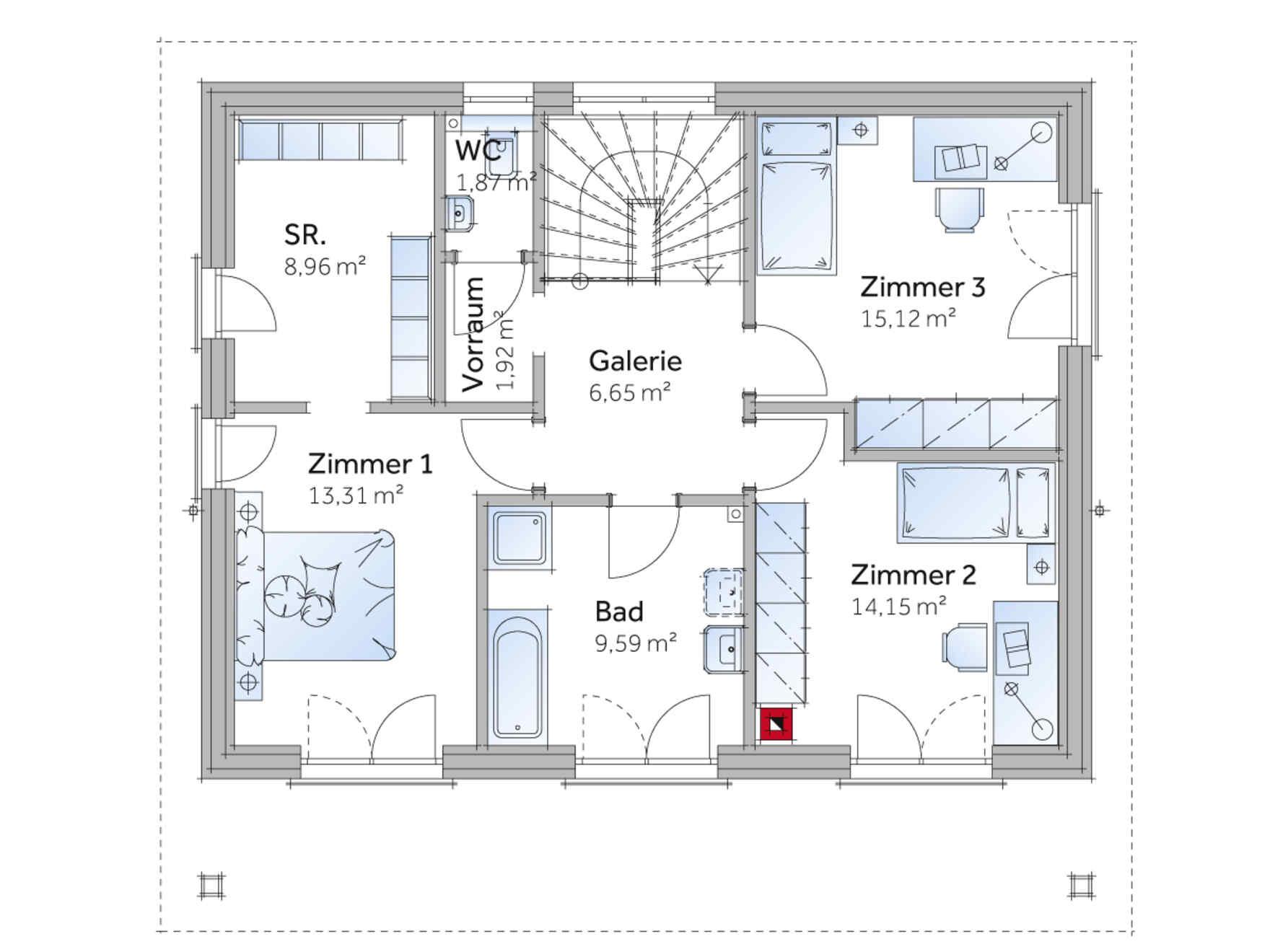 Musterhaus Sunrise  case campione  la Vs nuova casa