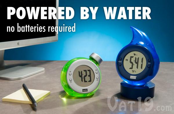 Bedol Water Ed Alarm Clocks They