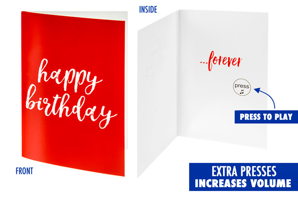Joker Birthday Card Prank Birthday Card That Won't Stop