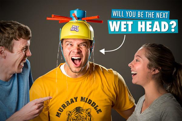 wet head water roulette