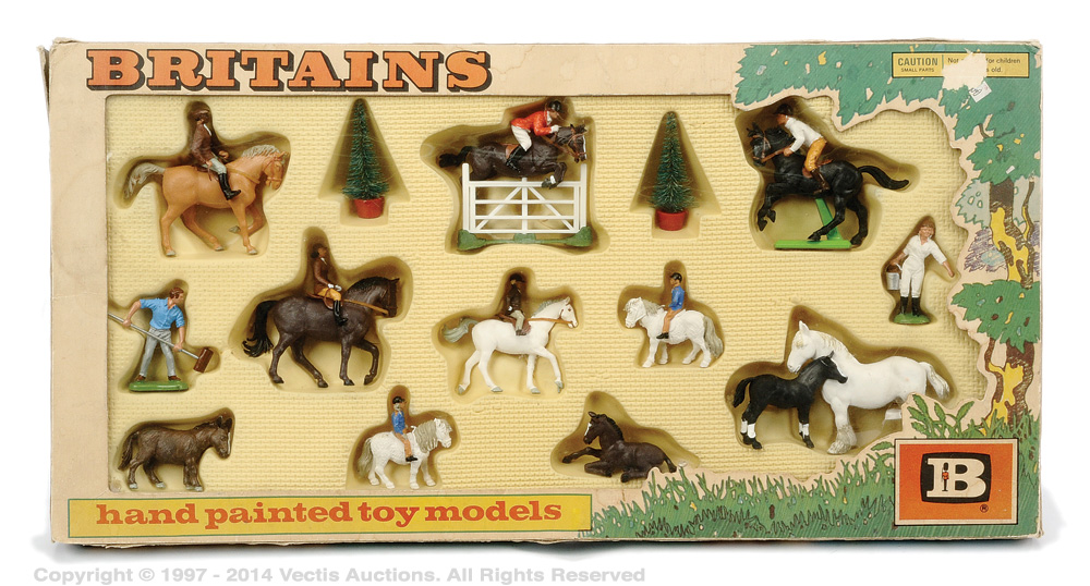 Image result for 1970s Britains toys animal