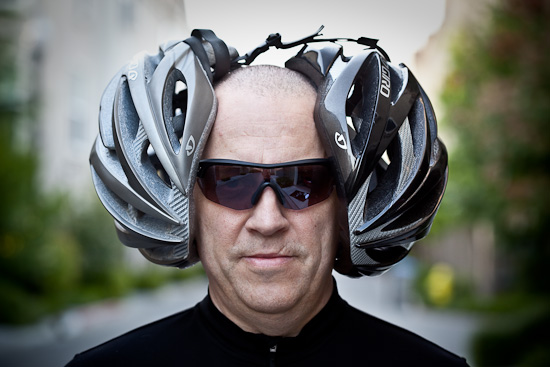 Helmet Head