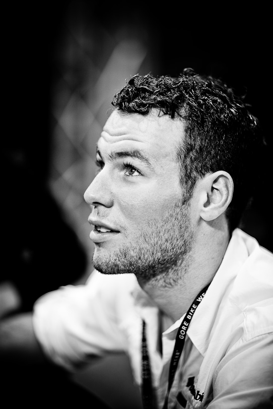 Mark Cavendish looking forward to Colossus ICS mount